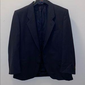 Giorgio Armani Vintage Wool Textured Blazer